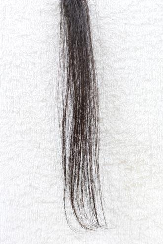 縮毛矯正のテスト