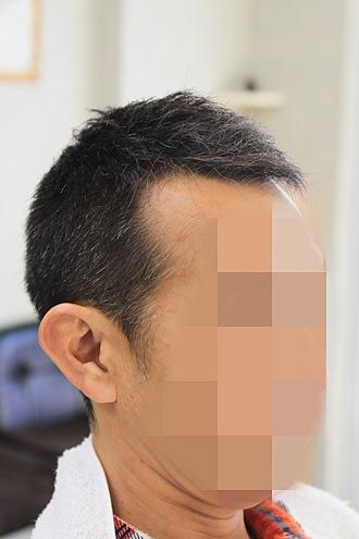 アラフィフのショートヘア