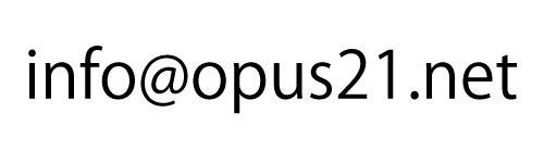 オーパス21のメールアドレス