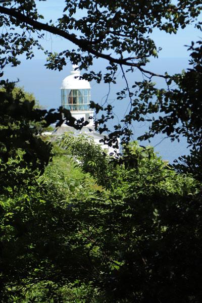 経が岬灯台