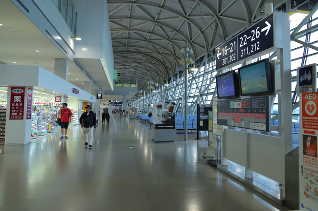 沖縄懇親旅行関西空港