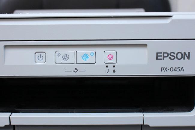 EPSON PX-045X プリンター