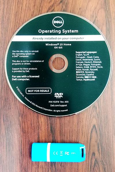 Dell リカバリ メディア デルのWindowsバックアップ メディアおよびリカバリー