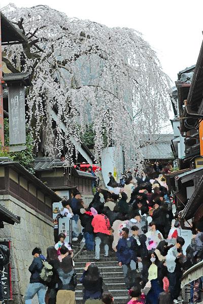 京都清水三年坂