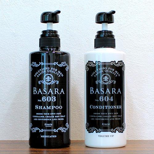 機能性シャンプーBASARA(バサラ)