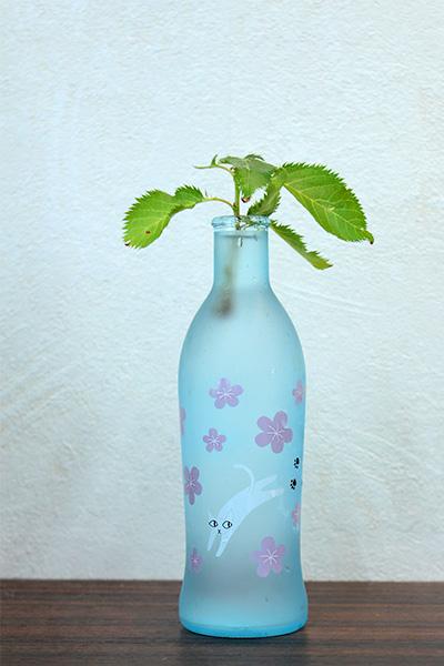 一才桜の脇芽