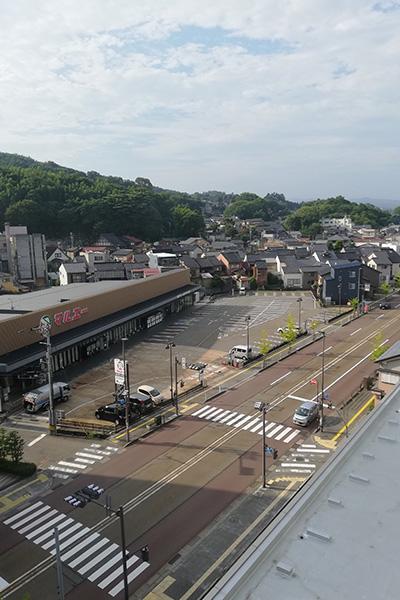 ホテルエコノ東金沢