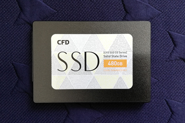 CFD SSD 480G