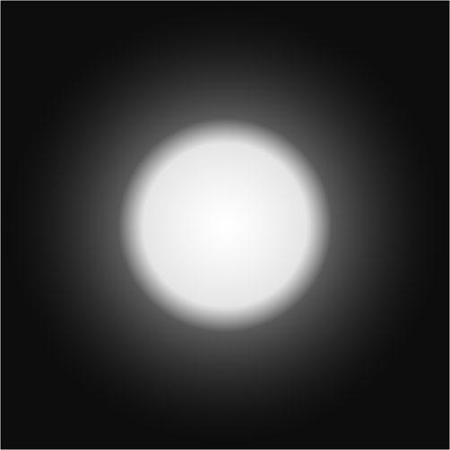 LEDのヘッドライトの見え方