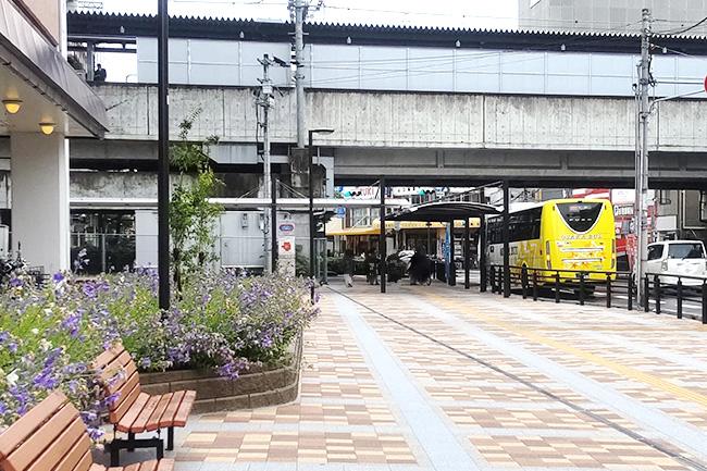 大阪バスのバス停